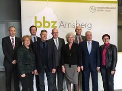 Besuch im BBZ Arnsberg