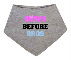 bows before bros bb grey (emilyreay89) Tags: bandana bibs bandanabibs