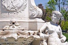 Lorelei Fountain (Trish Mayo) Tags: sculpture fountain birds statue dolphin bronx heinrichheine joycekilmerpark thebestofday gnneniyisi
