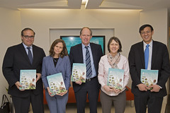 2016 Global Food Policy Report Launch, DC Group Photo (IFPRI-IMAGES) Tags: usaid march dc washington research development worldbank sustainability nutrition malnutrition 2016 wri foodconsumption sgd foodwaste valuechains foodsecurity smallholder economicpolicy ifpri janetranganathan landdegradation agriculturalpolicy gfpr shenggenfan maximotorero bethdunford globalfoodpolicyreport sustainabledevelopmentgoals juergenvoegele
