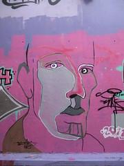 graffiti, Leake Street (duncan) Tags: graffiti leakestreet