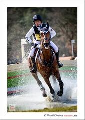 Michael JUNG (GER) & LA BIOSTHETIQUE - SAM FBW (Michel Chretinat Photography) Tags: crosscountry equestrian fontainebleau eventing equestre crazyride concourscomplet grandparquet