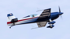Extra 330SC N330RF (ChrisK48) Tags: airplane aircraft 2007 dvt phoenixaz kdvt bobfreeman extra330sc phoenixdeervalleyairport extraea300sr n330rf 4pj freemanairshows