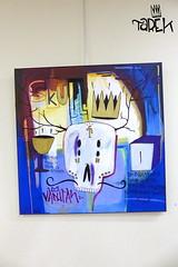 Exposition Tribal + Tarek  l'Atelier 17 (Pegasus & Co) Tags: street urban streetart france art painting graffiti artwork artist kunst kultur culture dessin peinture graff  allier cognac auvergne artworks artistes urbain artiste tarek   knstler   moulins          paristonkarmagazine