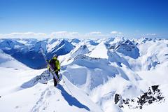 Sunnmrsalpane (Johan Kistrand) Tags: winter snow ski mountains alps nature norway norge view hiking sunny skitouring sunnmre randonee hjrundfjorden sunnmrsalpane
