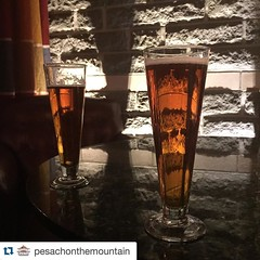 #Repost @pesachonthemountain  We had a wonderful #Pesach. Beer, pizza and fresh pretzels in the tea room!! #shavuatov @fswhistler @whistlerblackcomb (Yosef Silver - This American Bite) Tags: food cooking recipes foodie instagram thisamericanbite