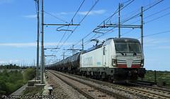 Inr 191 001 Vectron + Vtg Etanolo (Carletto470) Tags: test siemens 001 freight 191 prototipo inr rfi vectron gterzge ansf fuorimuro inrail 218921910013