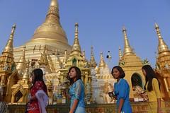 Yangon (roland v k) Tags: shwedagon yangon myanmar inle mandalay bagan mawlamyine