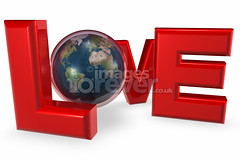 Love Earth (the UMF) Tags: red sea usa love nature horizontal illustration 3d globe earth render nobody whitebackground sphere planet concept copyspace ideas isolated computergraphic topography theamericas physicalgeography digitallygenerated singleword isolatedonwhite