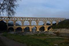 40080193 (wolfgangkaehler) Tags: bridge france water french europe european roman bridges unescoworldheritagesite aqueduct nimes pontdugard aqueducts southernfrance 2016 1stcenturyad gardonriver garddepartment