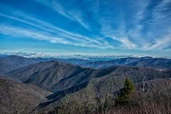 Some days are just better than others (plottsdaniel) Tags: trees sky mountains clouds landscape nikon scenery asheville hiking hike nikkor dslr blueridgemountains blueridgeparkway blueridge pisgah brevard greatsmokymountains appalachianmountains pisgahnationalforest d7100 nikond7100