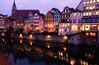 Am Neckar am Abend -  Tübingen Neckar Riverfront  - (eagle1effi) Tags: eagle1effi platanen tübingen germany deutschland tubingen tuebingen dibenga württemberg cameraart creative capture
