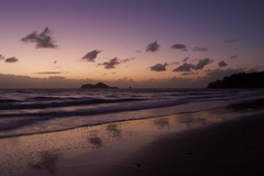 Beach Sunset (Rolf Lawrenz) Tags: beach landscape sunsetsunrise