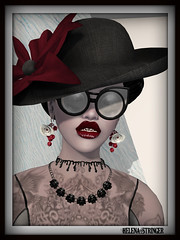 Helena Stringer - Free*Style - Deadly Beauty - 2 (Helena Stringer) Tags: freestyle sl alterego secondlife soul genre hunt kissers plastik gacha gatcha on9 modanna theepiphany groupgift thestringermausoleum helenastringer amacci endlesspaintattoos freestyleblog mfgc deathrowdesigns totallytopshelf avaway slackgirl eventhunt medievalfantasygridcrierofficialblogger