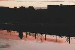 b reverse lightology (Ian Allaway) Tags: street 35mm evening 200 vista f2 agfa nikonfm2 80mm