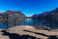 Lugano, Switzerland (petia.balabanova) Tags: travel blue sky lake water switzerland ticino traveling svizzera lugano montains 2470mm nikond800