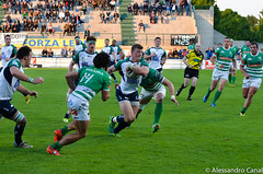 Benetton edge Connacht