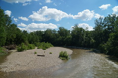 Untitled (justinsikes242) Tags: park summer nature water landscape pond indiana hummel plainfield