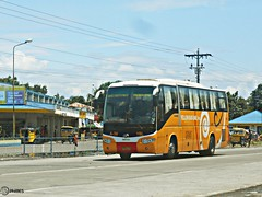 Yellow Bus Line A-38 (Monkey D. Luffy 2) Tags: road city bus public photography photo coach nikon philippines transport vehicles transportation coolpix vehicle ro society davao coaches mindanao philippine enthusiasts higer v91 yuchai philbes klq6119