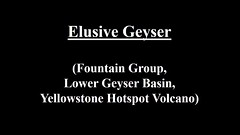 Elusive Geyser (HD) (James St. John) Tags: fountain group basin yellowstone elusive wyoming lower geyser eruptions erupt eruption erupting erupts