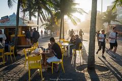 """""""Sun-set"""" Ipanema, Rio de Janeiro (VECTORINO) Tags: brazil people beach colors brasil riodejaneiro weekend tropical vectorino lazarev"""