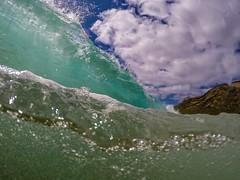 Surf photography (kaiteelucksingh) Tags: hawaii surf waves surfphotography gopro