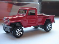 MATCHBOX JEEP WILLYS 4X4 NO3 1/64 (ambassador84 OVER 5 MILLION VIEWS. :-)) Tags: jeep matchbox willys diecast jeepwillys4x4
