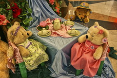 Teddy bears picnic (Dreamcatcher photos) Tags: party children toys tea teddybear colourful centurycity dreamcatcherphotos