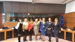 Spotkanie z parlamentarzystkami z Mołdawii