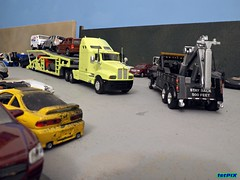 Loaded Up and All Ready to Go... (Phil's 1stPix) Tags: junk industrial crash garage 164 wreck salvage tow diorama peterbilt collision scalemodel diecast wrecker canyonpark firstpix rollback johnnylightning collisioncenter diecastcar diecastmodel diecastreplica collisionrepair diecasttruck diecastcollection 164scale speccast matchboxdiecast diecastcollectible 164diecast diecastvehicle sscale 1stpix heavydutywrecker diecasttowtruck customdiecast greenlightdiecast diecastdiorama 164truck 164vehicle 164scalediecast 164diorama scalemodeldiorama 164car johnnylightningdiecast peterbilt385 diecastwrecker bodyshopdiorama diecasthobby speccasttruck 164city peterbiltheavywrecker speccastautohauler phils1stpix realisticdiorama realisticdiecastmodel canyonparkcolliison canyonparkcollisioncenter peterbilttow internationalrollbackwrecker