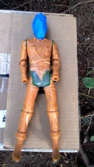 Marshall Murphy Ready for Painting (atjoe1972) Tags: broken toys actionfigure diy cowboy paint repair epoxy marx 1960s 1970s custom 16th wildwest frontier 12inch oldwest johnnywest atjoe1972 marshallmurphy