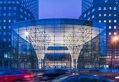 #BrookfieldPlace will soon celebrate a major #milestone: the March 26 openings of the #downtown complexs luxury fashion stores and #French-themed #marketplace/#restaurant complex Le District. #NYC (HOW TO WIN FRIENDS AND INFLUENCE PEOPLE) Tags: french downtown marketplace milestone brookfieldplace
