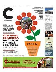 jornal c - capa 29 abr 2016