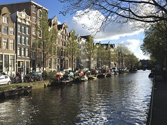 Amsterdam (gianmariag) Tags: bridge amsterdam nederland grachten olanda canali iphone6s