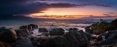 The cove. (lynamPics) Tags: ocean sunrise landscape australia townsville cokin 3514l 5dmkii