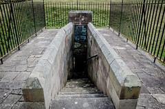 Bruce's Well (BGDL) Tags: seascape landscape landmark portals prestwick weeklytheme bruceswell nikond7000 afsnikkor18105mm13556g bgdl flickrlounge lightroomcc