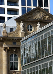 Frankfurt, Gallus-Anlage, Commerzbank-Gebude von 1905 - Commerzbank Building of 1905 (HEN-Magonza) Tags: germany deutschland hessen frankfurt commerzbank hesse gallusanlage
