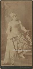 CARON, Rose, Marguerite, Faust (Operabilia) Tags: opera goldenage marguerite opra soprano faust gounod rosecaron claudepascalperna