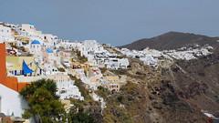 Homes on the line (Steenjep) Tags: sea house holiday home view santorini greece caldera oia ferie grkenland