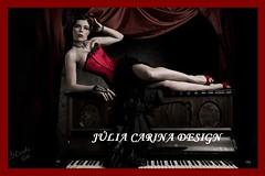 burlesque kiegszit , Julia Carina Design (JLIA CARINA DESIGN) Tags: woman black hat fashion design julia gothic carina jewellery lolita r rockabilly corset burlesque gyngy fekete fascinator kalap n ftyol csipke egyedi fz fejdsz