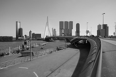 Rotterdam 01-05-2016 SM-48 (Pure Natural Ingredients) Tags: blackandwhite bw white black holland monochrome rotterdam nederland thenetherlands zwart wit zuid benw
