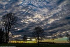 April 29 2016 Sunset (Dan's Storm Photos & Photography) Tags: sunset sky nature weather clouds skyscape landscape landscapes sunsets skyscapes