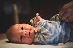Julie 2 (jsmkal) Tags: baby love smile happy nikon bokeh dream newborn littlegirl newlife 5018 newbornphoto d3100