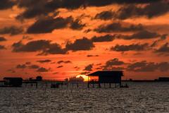 Bontang Kuala Sunrise (innlai) Tags: sunrise nikon sigma d750 kuala 70300 bontang