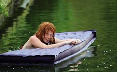 Makkum (Steenvoorde Leen - 3.3 ml views) Tags: friesland makkum grootezijlroede fotoshoot waterpretgirl fille gosse dirne mädchen muchacha chica jovencita teen teenager ado tiener waterfun girl