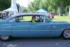 Elkhart Parade (grandpaspix) Tags: sony iowa cadillac parade 1959 a100 35561870mm