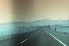 (vlΛиco iиvierиo) Tags: chile travel film america 35mm landscape puerto lomo lomography desert turquoise south grain paisaje atacama m42 zenit montt
