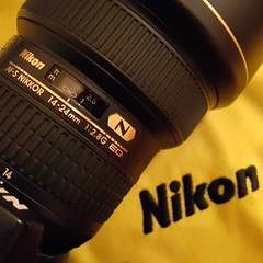 And you birthday gift that I'm adding to the arsenal Good morning everyone. Thank you Mira. #Nikon #Nikkor #14-24 (A. Saleh) Tags: lebanon nature nikon saleh asaad instagram ifttt