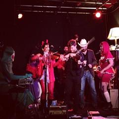 Cameron House (lilcals) Tags: halloween band cameronhouse 2014