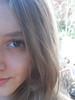 20/366 Brown eyes (JessicaBelotto) Tags: claro brown me hair this is eyes foto ar tell retrato castanho eu olhos castanhos days honey olho ao fotografia projeto boca livre cabelo marrom foco profundidade diga fotografando fotografico 366 loiro 366daysofhoney 366diasnoano